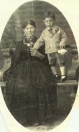Emilia do Rosário - Filho, José Gameiro Cantante