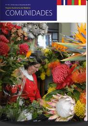 Capa Newsletter Comunidades Madeirenses Maio 2015.