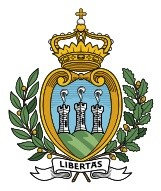 40 Brasão de S. Marino