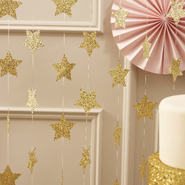 PP-649 Star Garland - Gold.jpg