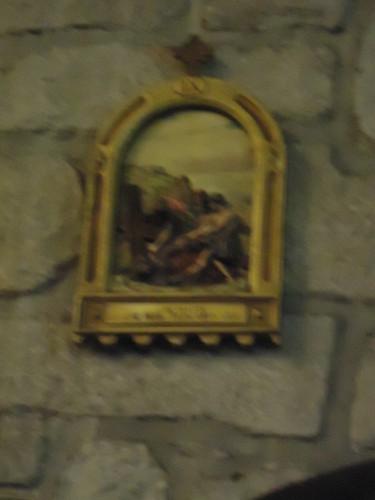 quadro de uma estação da via Sacra
