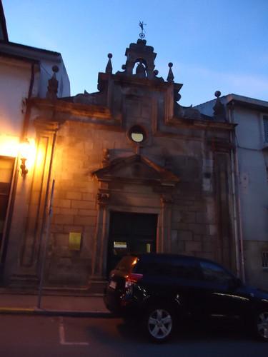 Capela de Santa Catarina, Paroquia de Santa Maria Maior, Chaves
