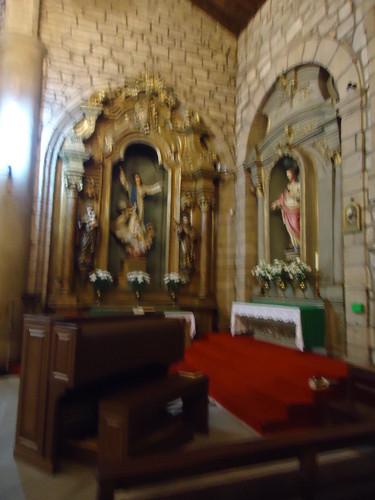 altar, igreja matriz