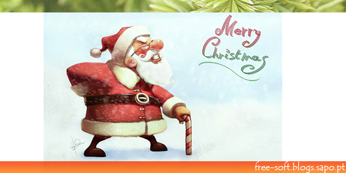 Feliz Natal - Pai Natal