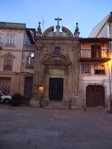 Capela do Loreto, Paroquia de Santa Maria Maior, Chaves