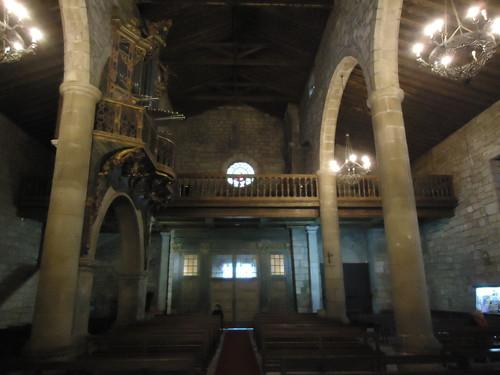 Colunas da Igreja Matriz