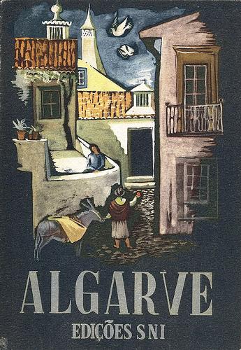 Algarve, S.N.I., 1947 (Ilustração de Maria Keil)