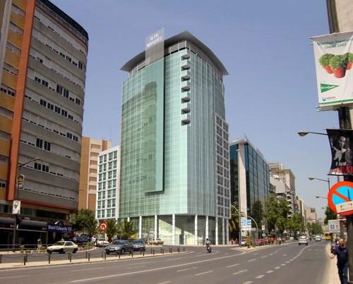 Hotel Altis Marquês (Lx Projectos, s.d.)