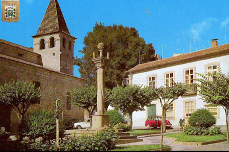 Igreja Matriz, largo do pelourinho, chaves