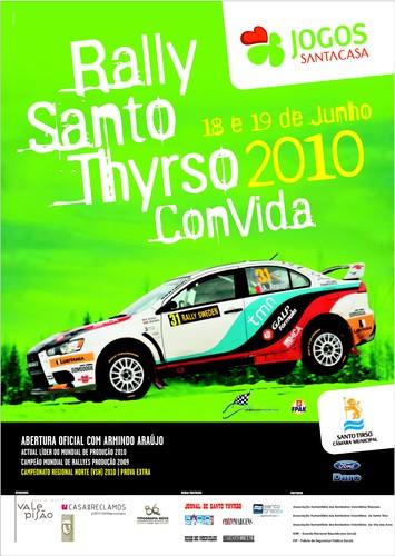 Rally Santo Thyrso conVida
