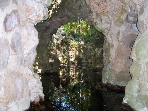 Quinta da Regaleira - Lago da Cascata