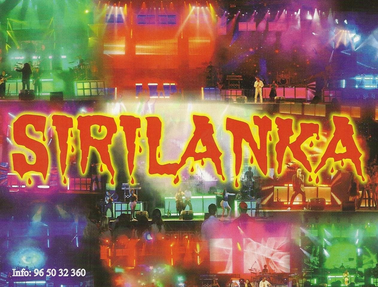 Contactos Orquestra Sirilanka 96 50 32 360