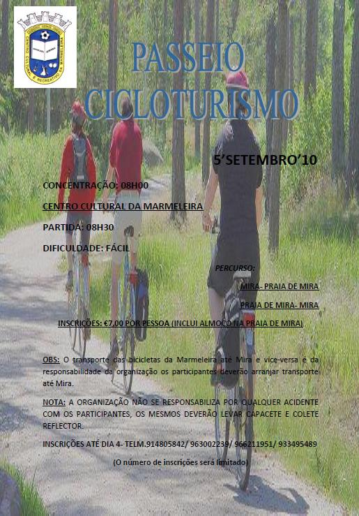 2º Passeio Cicloturismo