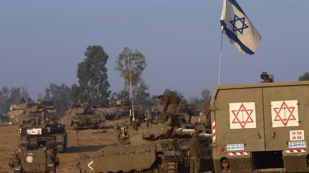 Tanques Gaza 2012-11-20