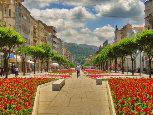 Braga: avenida liberdade