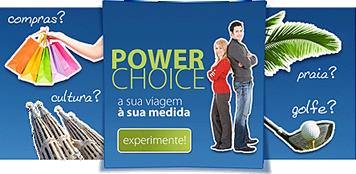 TAP Power Choice