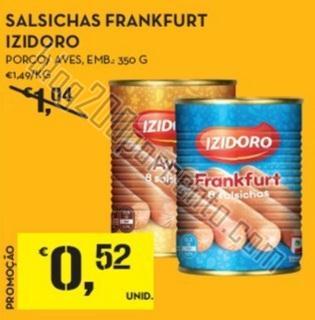 salsichas isidoro