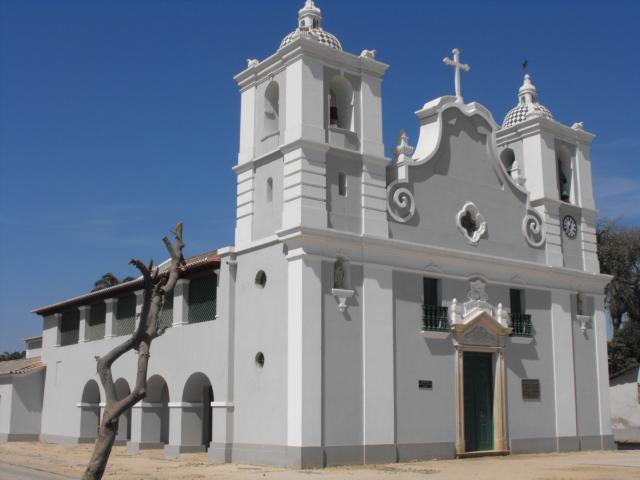 Igreja N.S. do Pópulo ou Populus