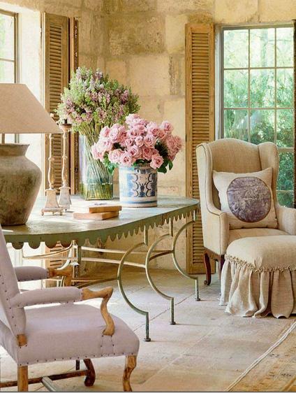 Estilo proven al bom e eu gosto - Provence mobiliario ...