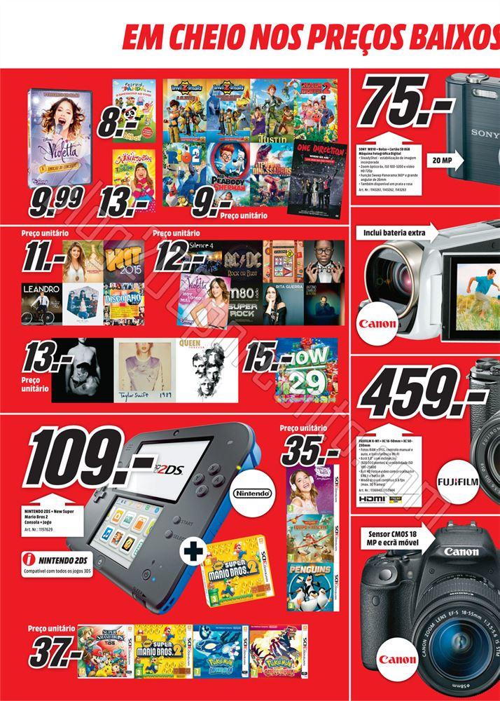Antevisão Folheto MEDIA MARKT de 11 a 17 dezembro