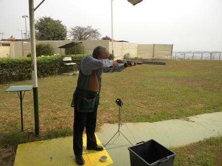 Quer praticar tiro ao alvo?
