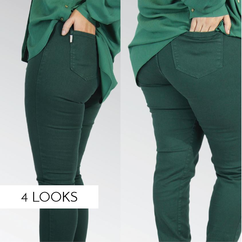 Mas afinal qual é o tipo de calças que se usa lá em casa