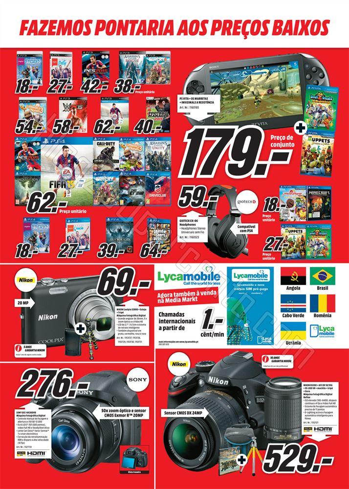 Antevisão Folheto MEDIA MARKT de 18 a 24 dezembro