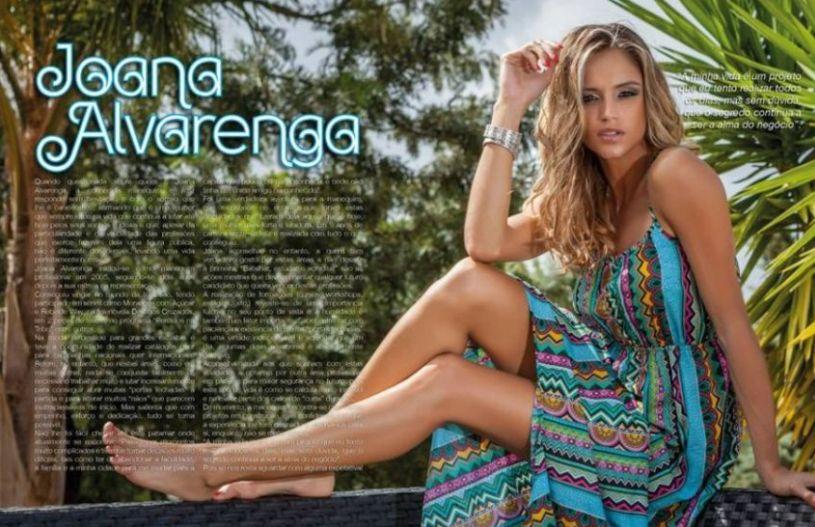 Joana Alvarenga (modelo & atriz)