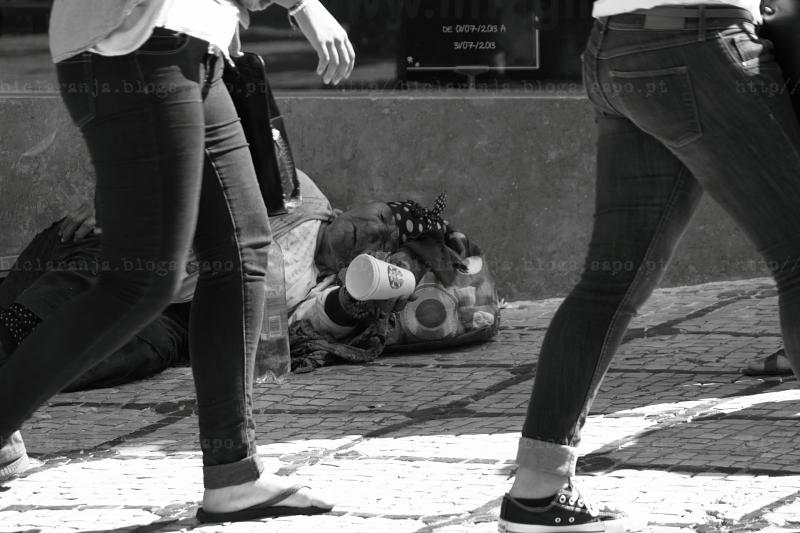 Miséria, Chiado -- (c) 2013