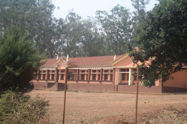Escola Primária de Waku Kungo. Kwanza Sul. Foto: Mayra Fernandes