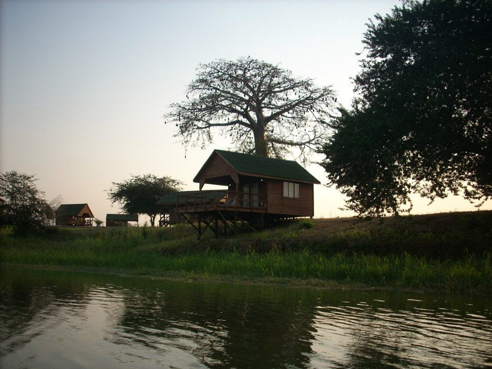 Mubanga Lodge: descanso na natureza