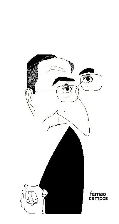 Bagão Felix_caricatura