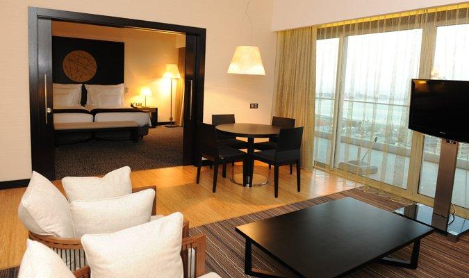master suite sala quarto