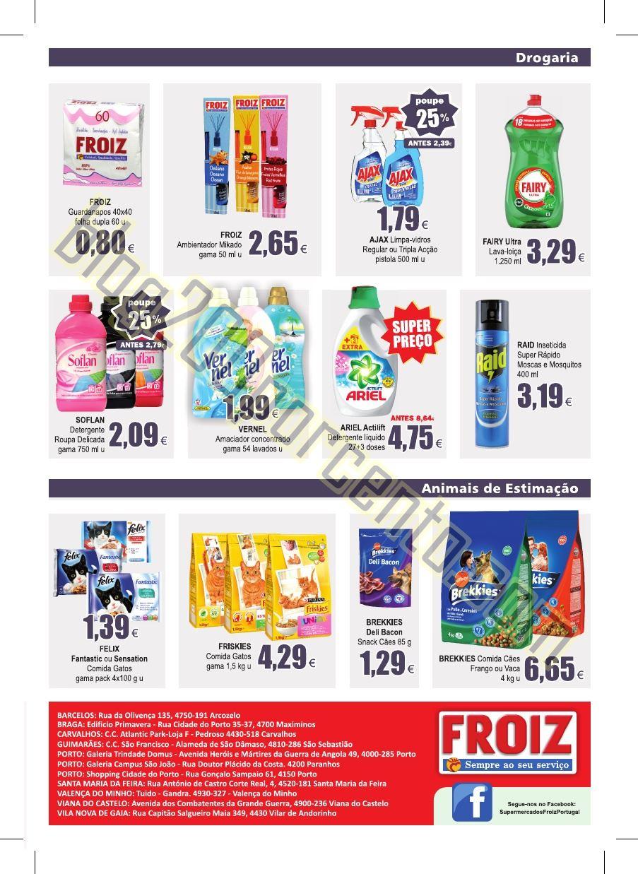Novo Folheto FROIZ Promoções até 2 agosto p8.jp