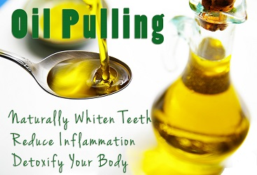 Oil pulling (benefits) (17-10-15)