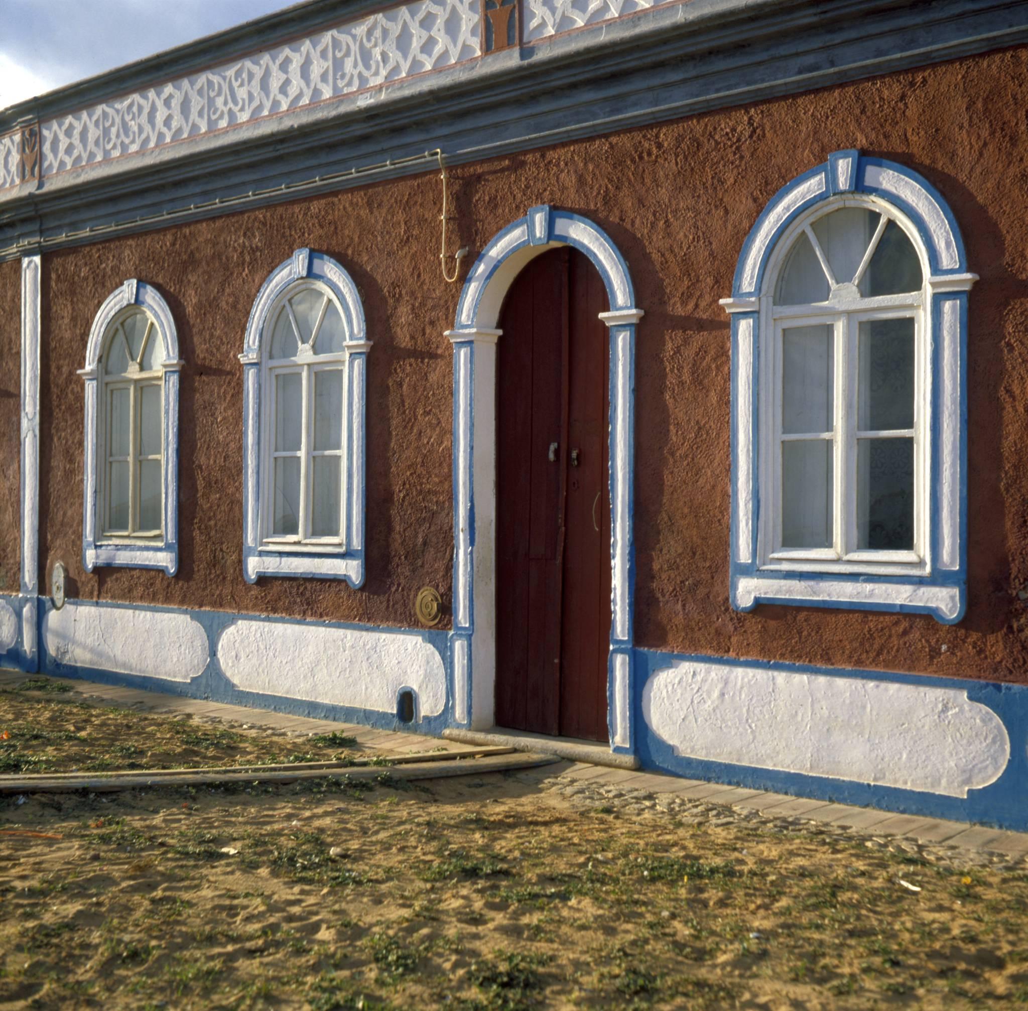 Casa tradicional, Algarve (A. Pastor, s.d.)