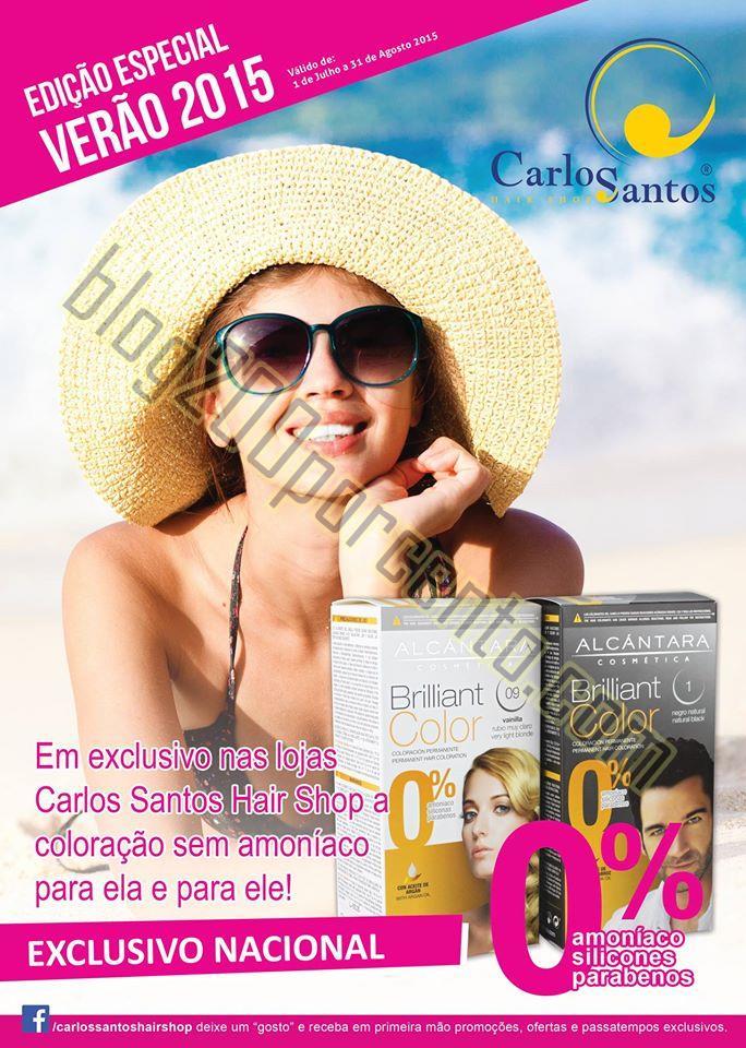 Novo Folheto CARLOS SANTOS HS Verão de 1 julho a