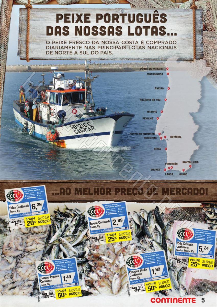 Antevisão Folheto CONTINENTE de 3 a 9 fevereiro p