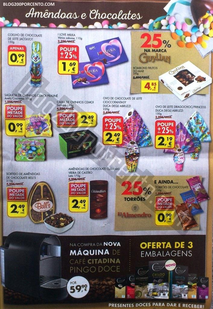 Antevisão Folheto PINGO DOCE Promoções de 24 a