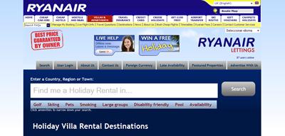 Ryanair Lettings