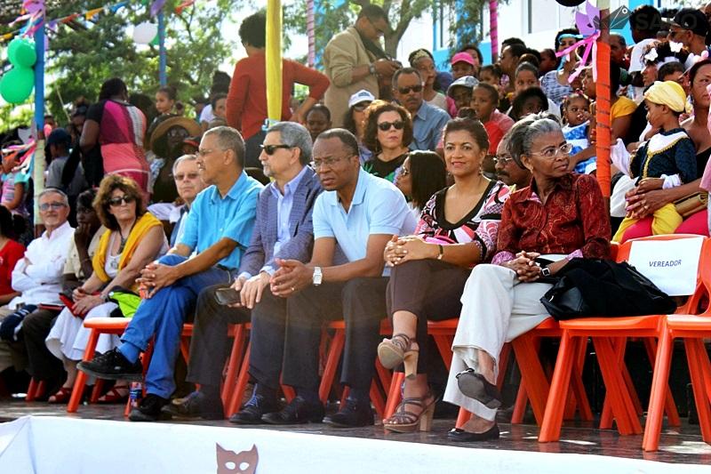 Carnaval Praia 2015   Bancada