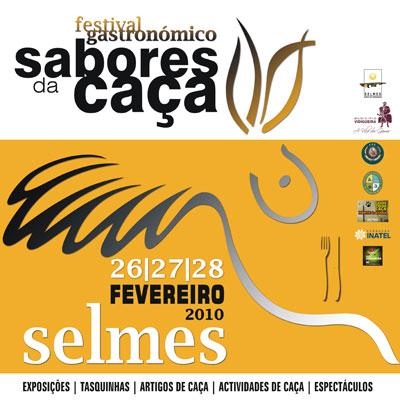 Festival Gastronómico Sabores da Caça em Selmes