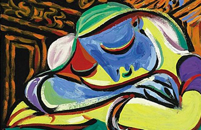 Picasso - Jeune Fille Endormi 1935.jpg