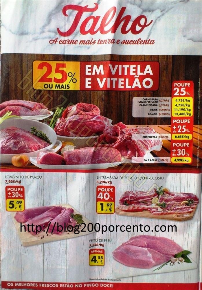 Antevisão Folheto PINGO DOCE de 28 outubro a 3 no