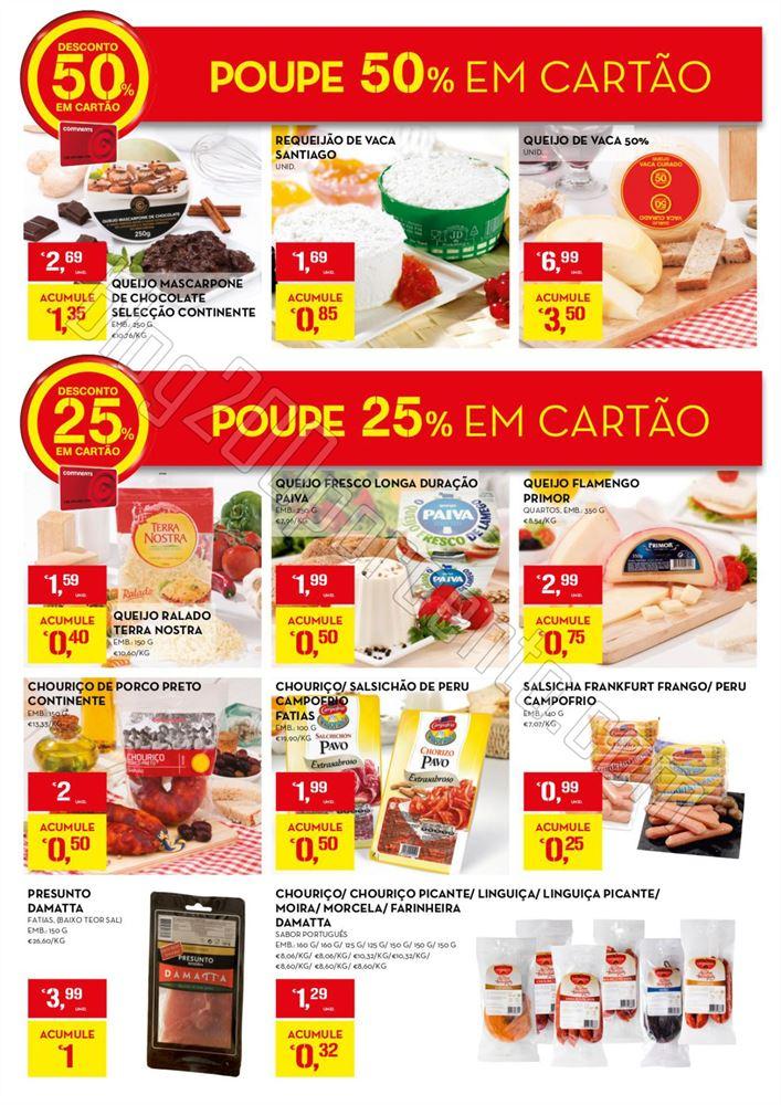Antevisão Folheto CONTINENTE Charcutaria de 2 a 8
