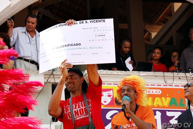Entrega de Prémios   Carnaval 2013