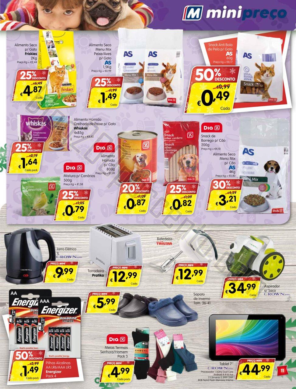 Antevisão folheto MINIPREÇO Market promoções d