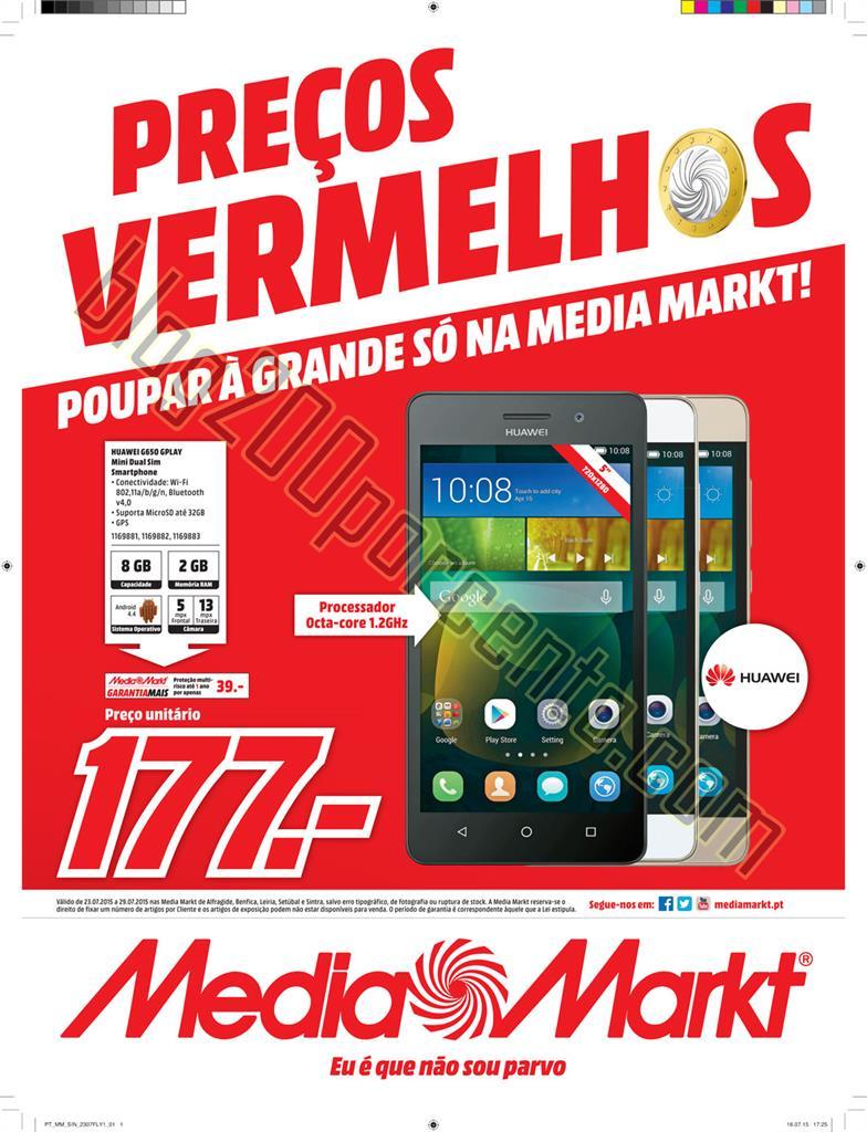 Antevisão Folheto MEDIA MARKT Centro de 23 a 29 j