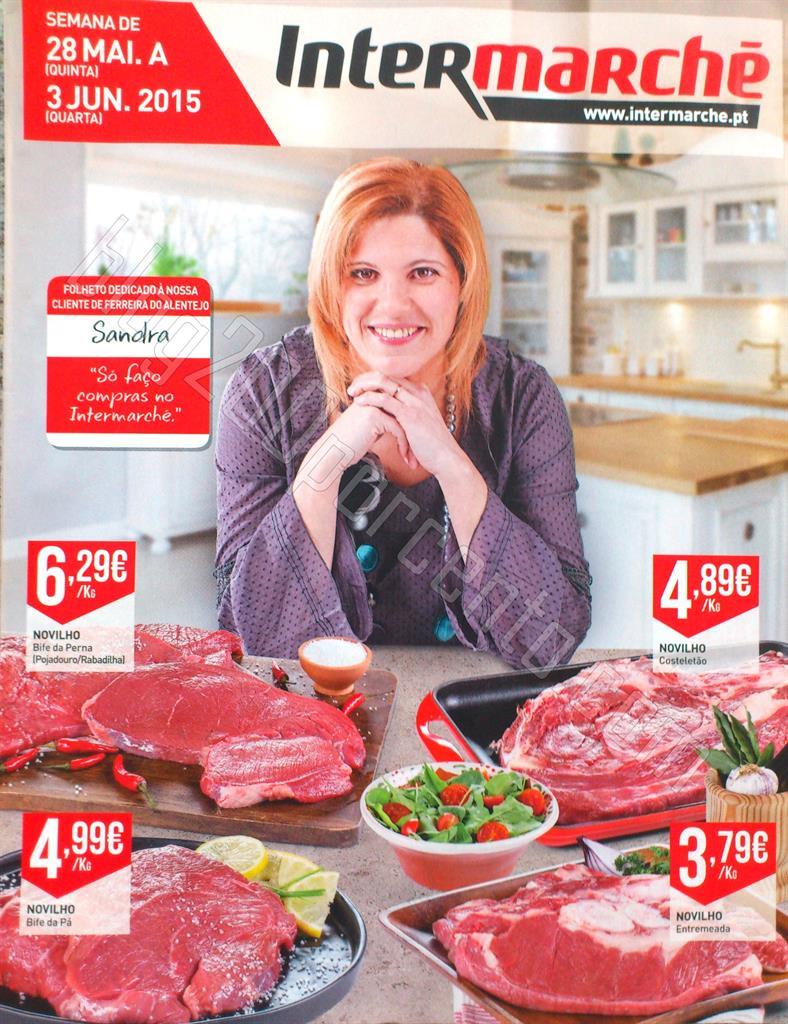 Antevisão Folheto INTERMARCHÉ Promoções de 28