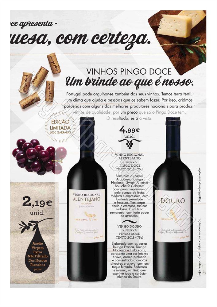 Folheto PINGO DOCE Marca própria até 30 janeiro